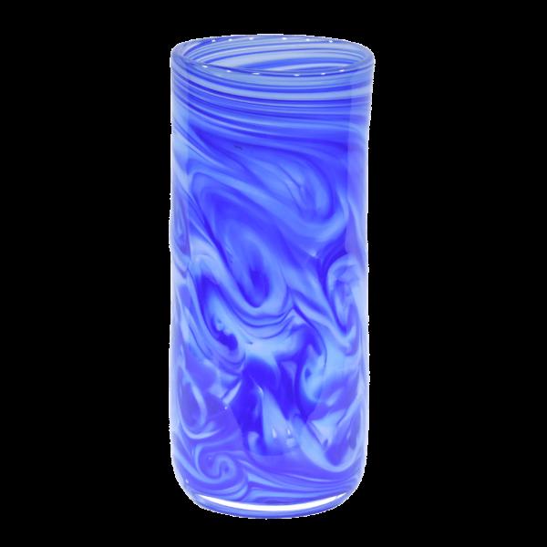 Cylinder Unity Glass Keepsake Vase
