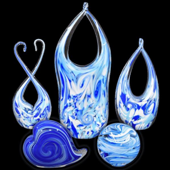 Unity Glass Paperweight Keepsakes