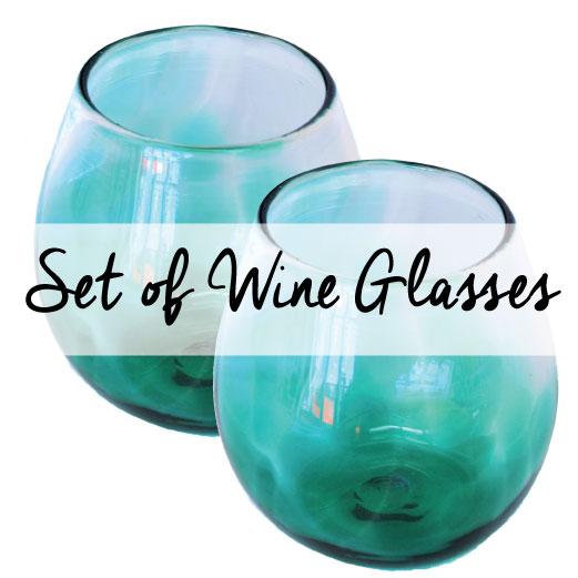 Wedding Glass Keepsakes Wine Glasses