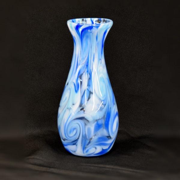 Unity Glass Wavy Bowl